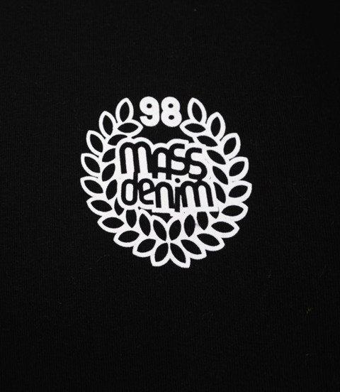 Mass BASE SMALL LOGO Bluza Czarny