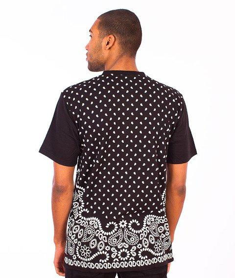 Mass-Bandana T-shirt Czarny