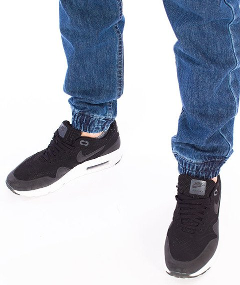 Mass-Base Jogger Pants Sneaker Fit Spodnie Blue