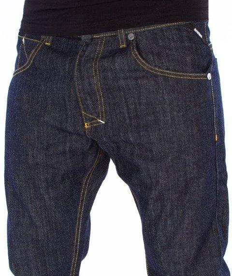 Mass-Base Jogger Pants Spodnie Rinse Blue