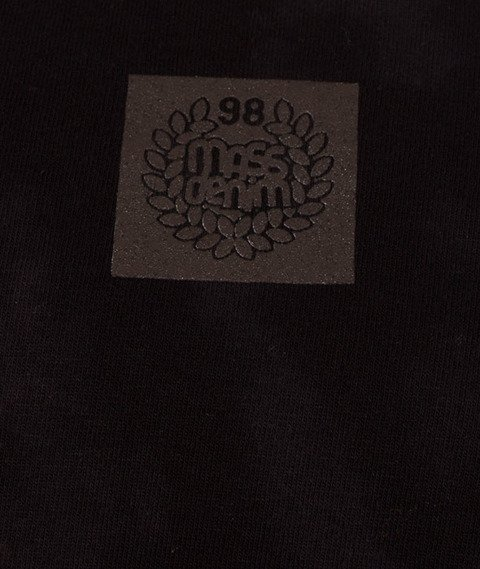 Mass-Base Longsleeve Tie Dye Black