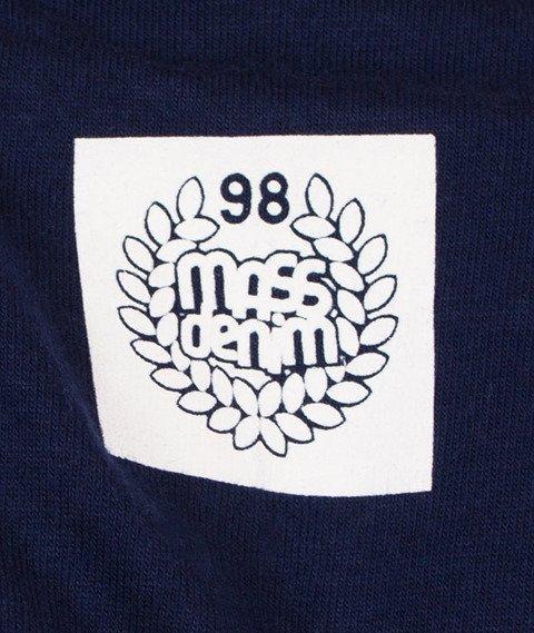 Mass-Base T-Shirt Navy