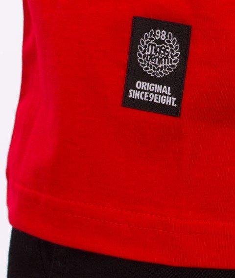 Mass-Base T-shirt Red
