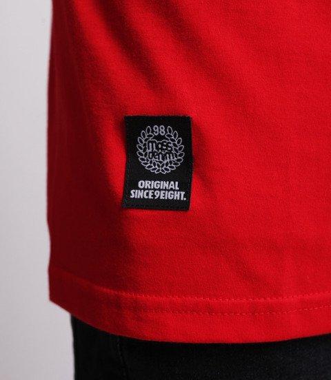 Mass CAPITAL T-Shirt Granatowy