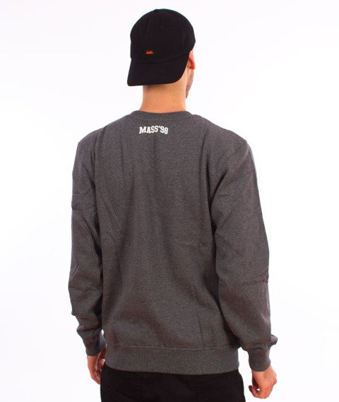 Mass-Campus Dark Heater Grey