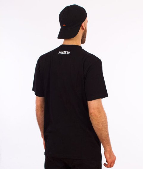 Mass-Campus T-Shirt Black