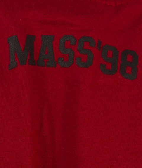 Mass-Campus T-Shirt Bordo