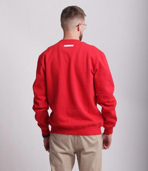 Mass-Classic Bluza Czerwona