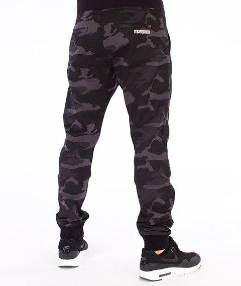 Mass-Classics Jogger Pants Spodnie Camo/Black