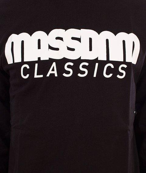 Mass-Classics Longsleeve Black