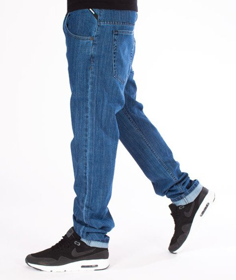 Mass-Classics Straight Fit Jeans Blue
