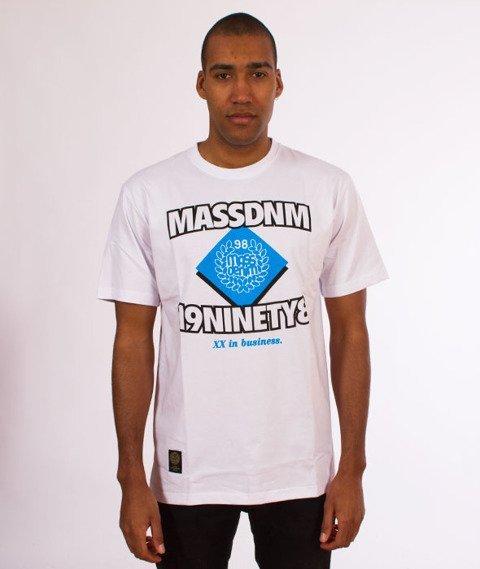Mass-Creator T-Shirt Biały