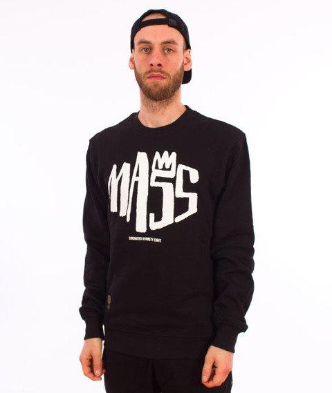 Mass-Crown Bluza Black