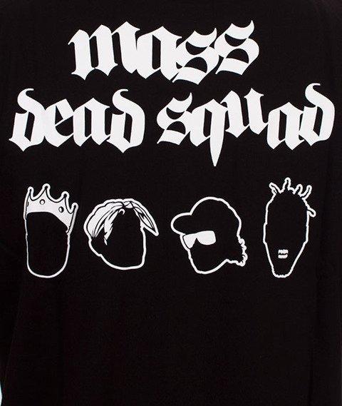 Mass-Dead Squad T-Shirt Czarny
