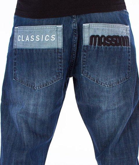 Mass-Demo Regular Fit Jeans Dark Blue