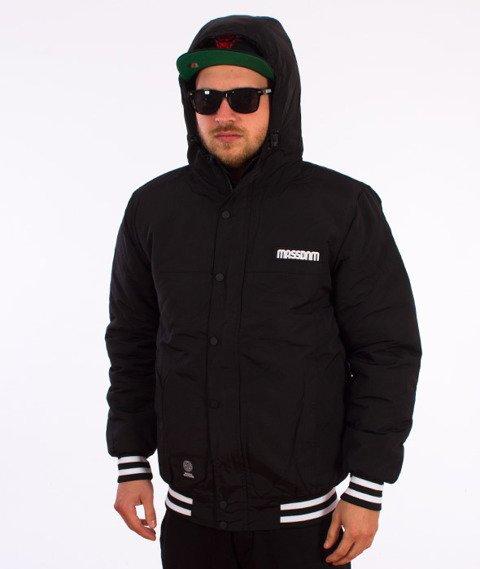 Mass-District Jacket Kurtka Czarna