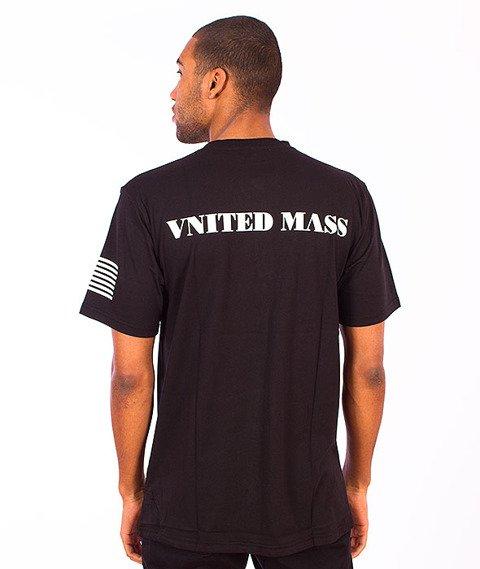 Mass-Empire T-Shirt Czarny