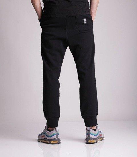 Mass GAP Spodnie Dresowe Czarny