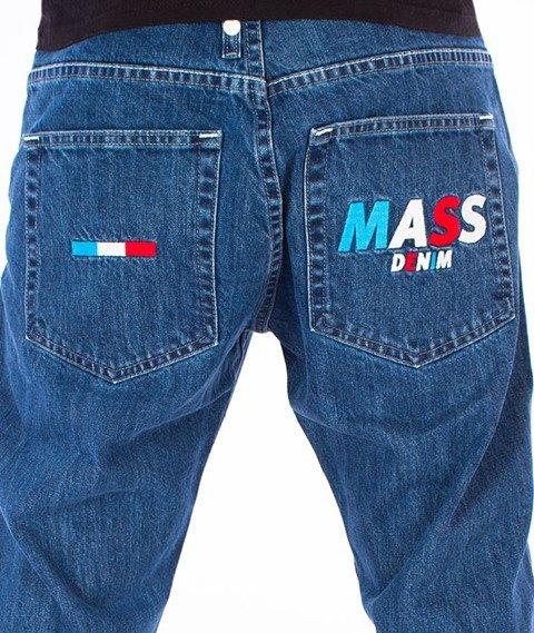 Mass-Grand Regular Fit Jeans Blue