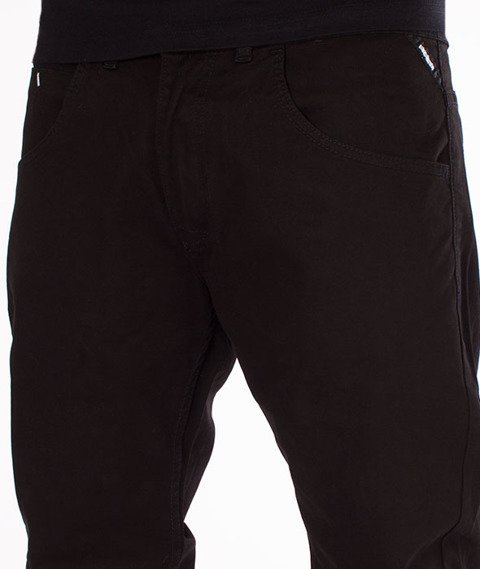 Mass-Jogger Base Sneaker Fit Spodnie Black