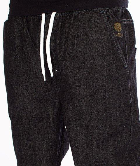 Mass-Jogger Jeans Signature Black Rinse