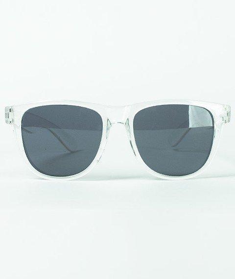 Mass-John Sunglasses Transparent White