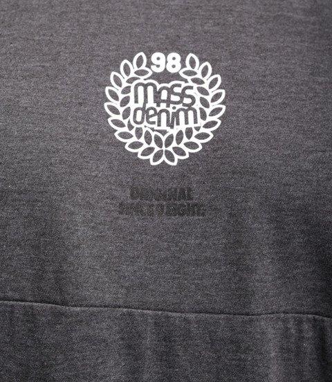 Mass Kyoto T-Shirt Ciemny Szary