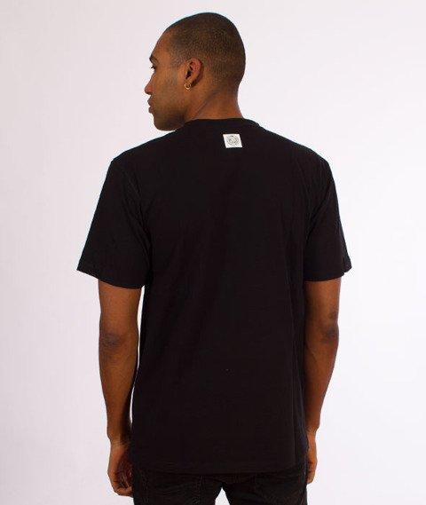 Mass-Marker T-Shirt Czarny
