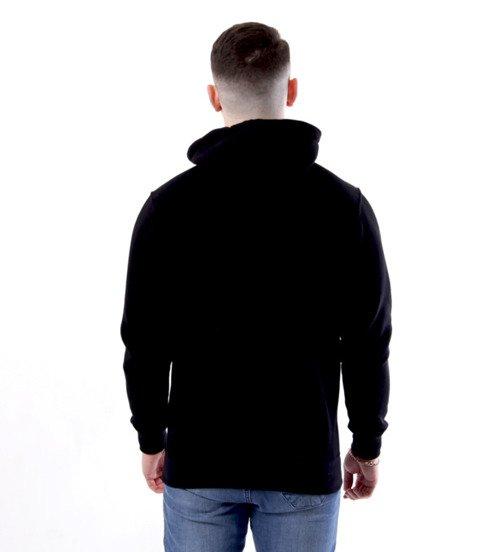 Mass-Mass- bluza Sweatshirt Hoody Classic small logo Czarna