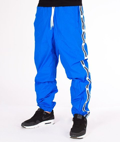 Mass-Protect Track Pants Spodnie Navy