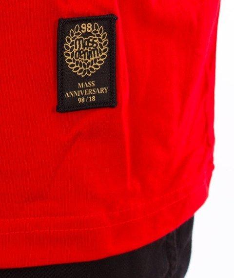 Mass-Republic T-shirt Red