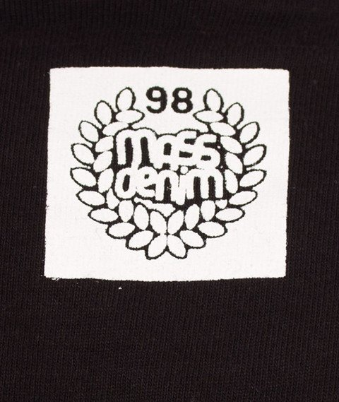 Mass-Return T-Shirt Black
