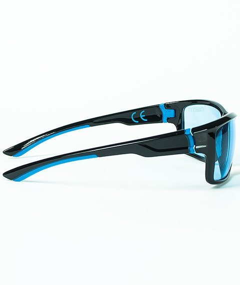 Mass-Ringo Sunglasses Shine Black