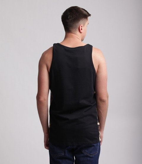 Mass Shelter Tank Top Czarny