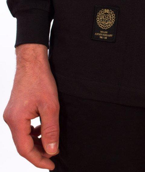 Mass-Signature Longsleeve Black