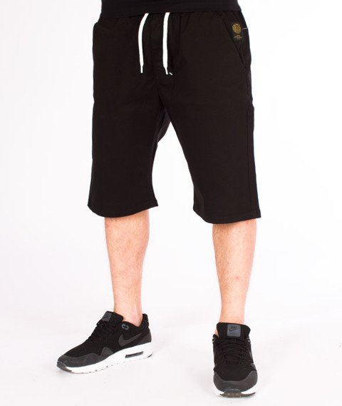 Mass-Signature Shorts Straight Fit Black