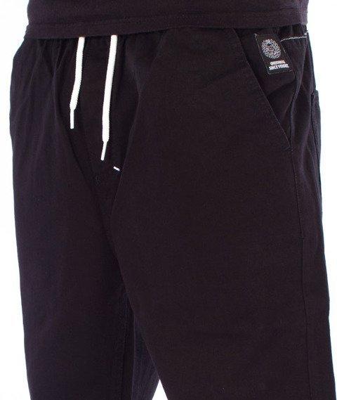 Mass-Jogger Pants Signature Czarne