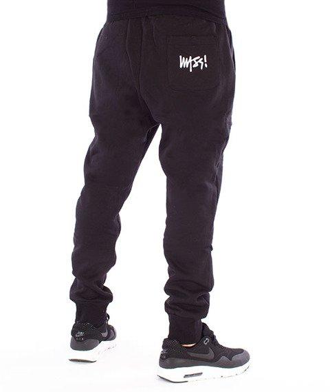 Mass-Signature Spodnie Dresowe Black