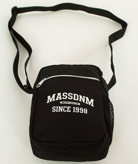Mass-Small Bag Campus Listonoszka Black