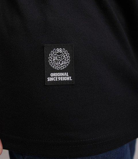 Mass Vandalised T-Shirt Czarny