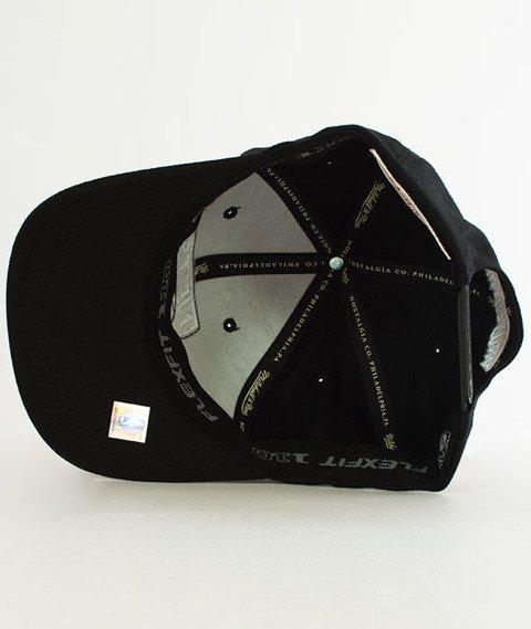 Mitchell & Ness-Black & White 110 SB Brooklyn Nets Snapback EU1033