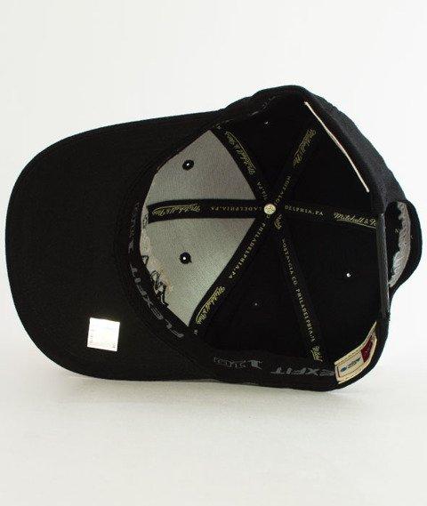 Mitchell & Ness-Black & White 110 SB Orlando Magic Snapback EU1033