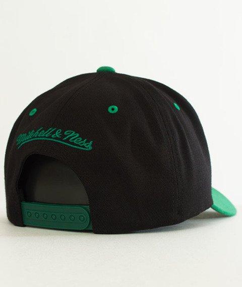 Mitchell & Ness-Boston Celtics Team Logo 2-Tone Snapback INTL151