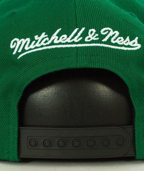 Mitchell & Ness-Boston Celtics XL Logo Two Tone NJ16Z