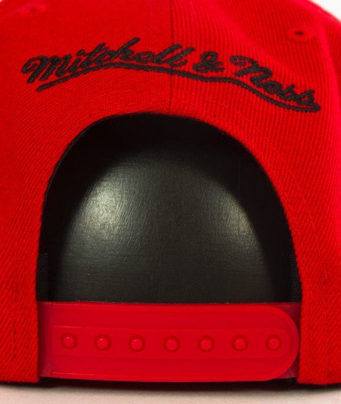 Mitchell & Ness-Chicago Bulls Solid Team Snapback NT78Z