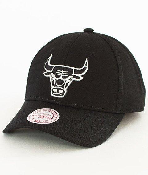 Mitchell & Ness-Chicago Bulls Team Logo Low Pro Snapback Czarny