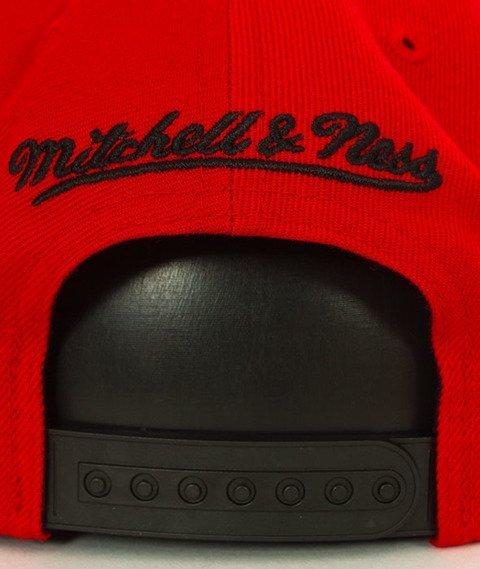 Mitchell & Ness-Chicago Bulls XL Logo Two Tone NM04Z