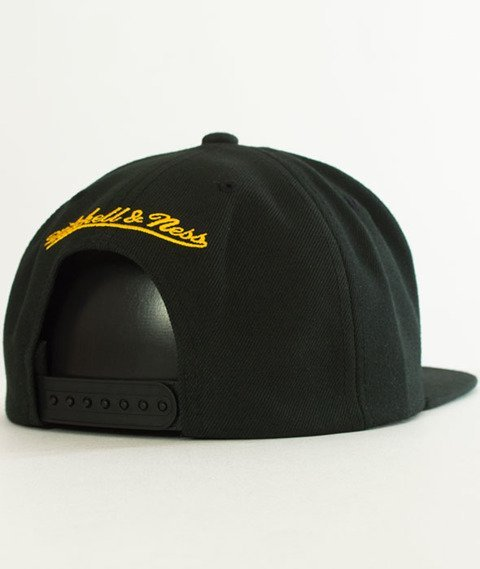 Mitchell & Ness-LA Lakers Solid Team Snapback NT78Z