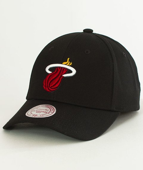Mitchell & Ness-Miami Heat Team Logo Low Pro INTL154