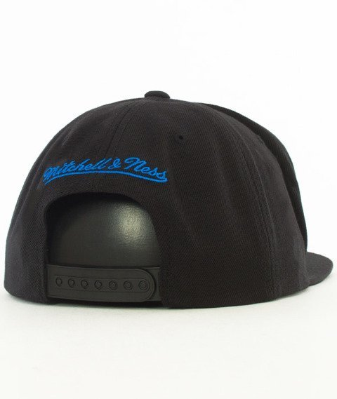 Mitchell & Ness-Oklahoma City Thunder 032VZ Snapback Czapka Czarna